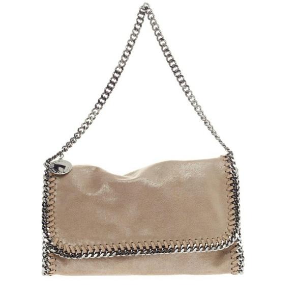 Stella McCartney Bags   Buy Falabella Flap Bag Shaggy Dee   Poshmark 6088af55e3